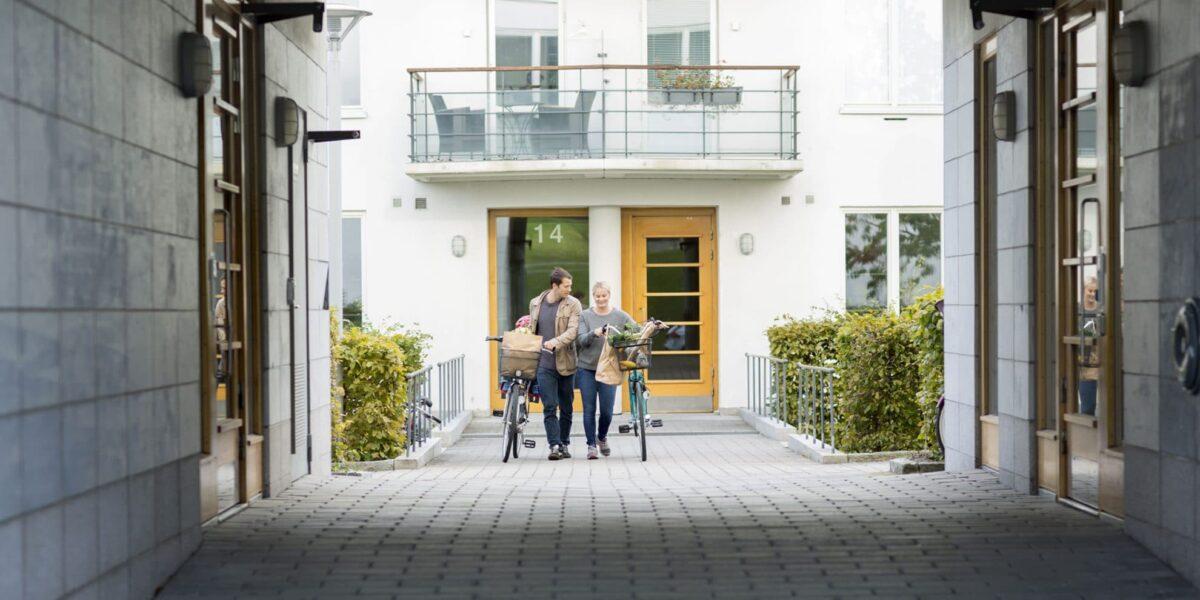 Säkerhet för flerbostadshus