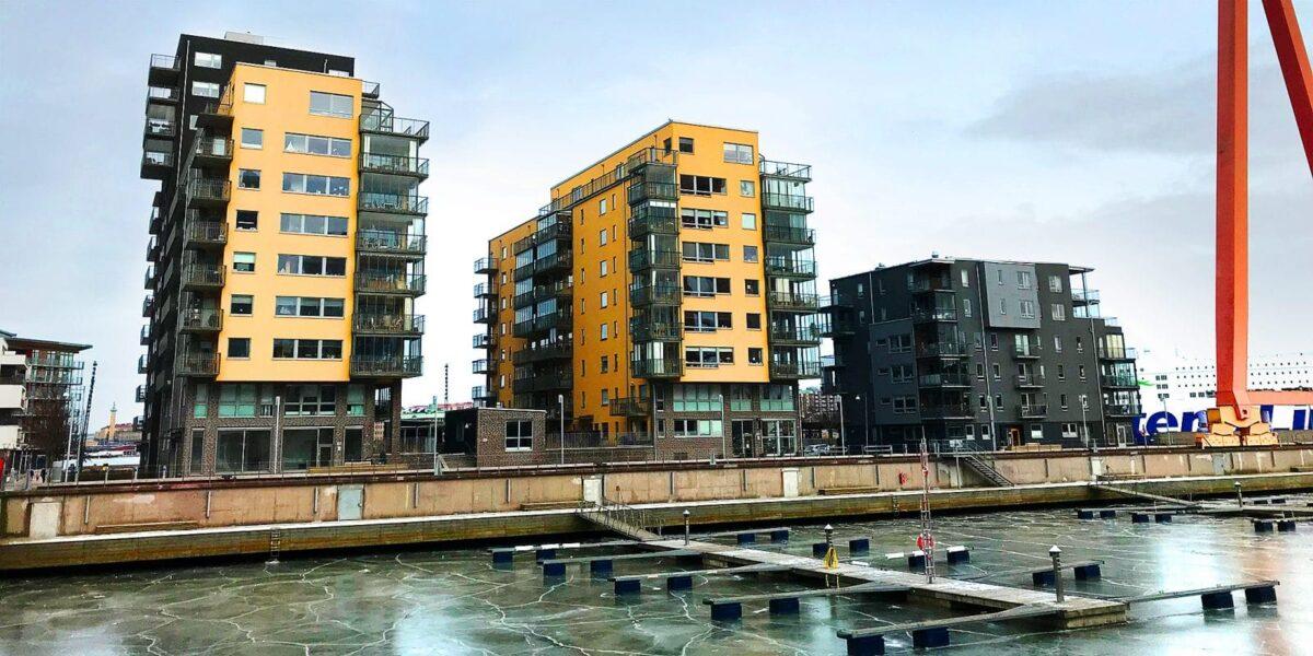 Kameraövervakning hos Brf Terra Nova i Göteborg
