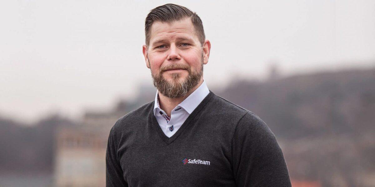 SafeTeams regionchef i Stockholm