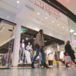 Entré till Lindex-butik