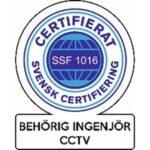 Ikon från SCAB Behörig ingenjör CCTV
