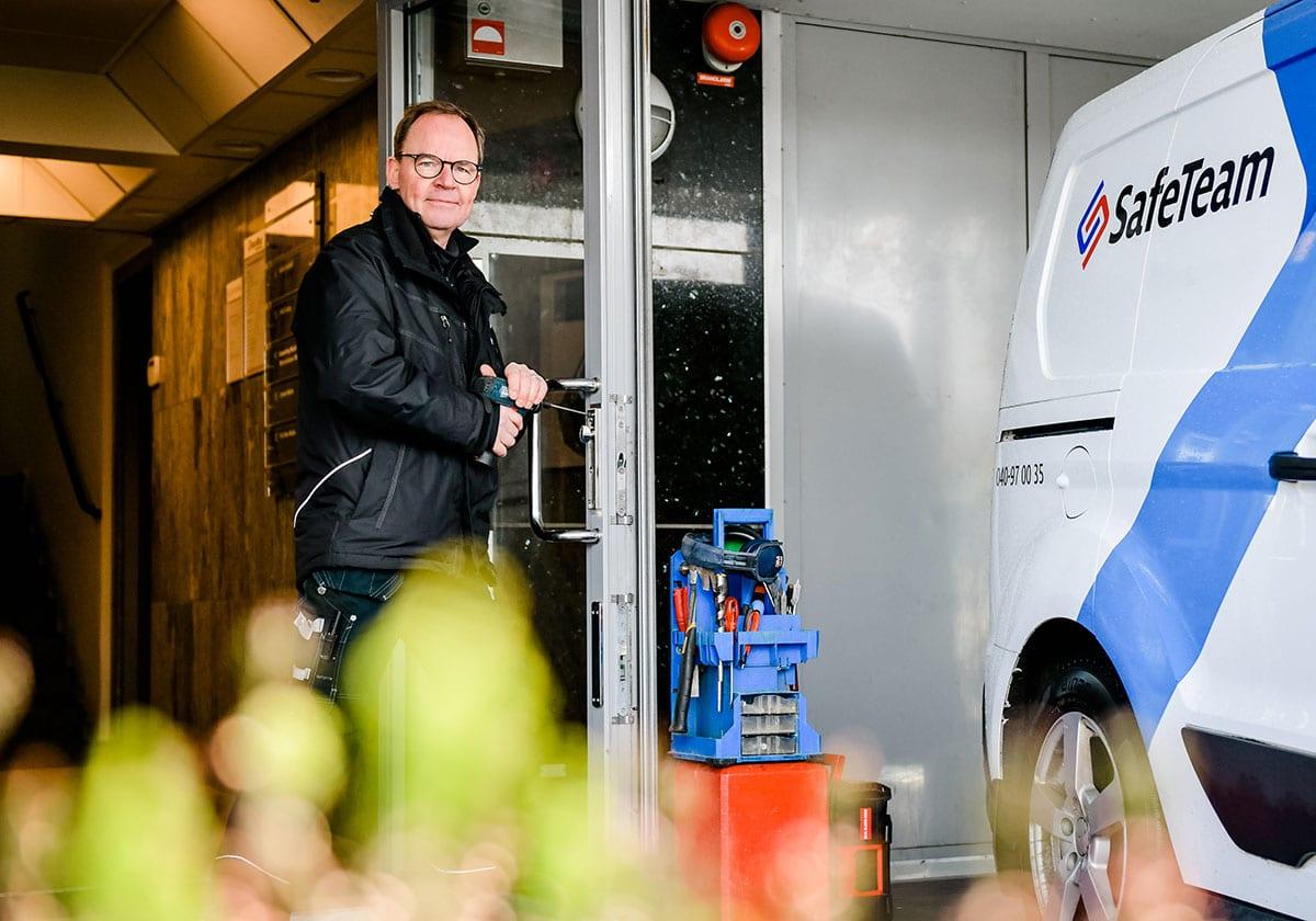 Låssmed i Malmö med dagjour | SafeTeam