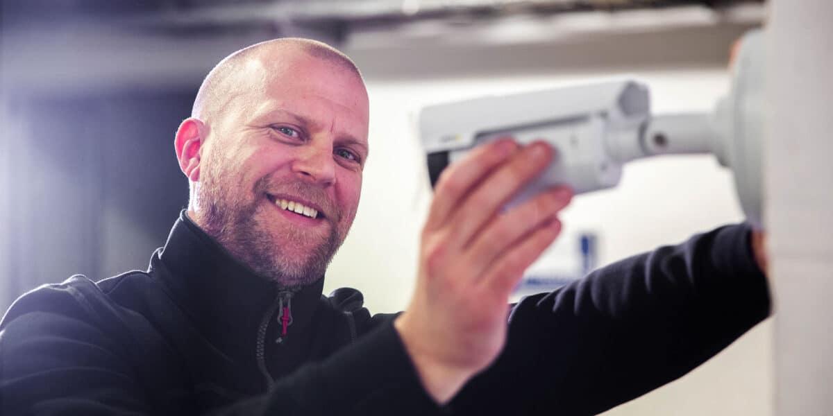 kamerabevakning | SafeTeam
