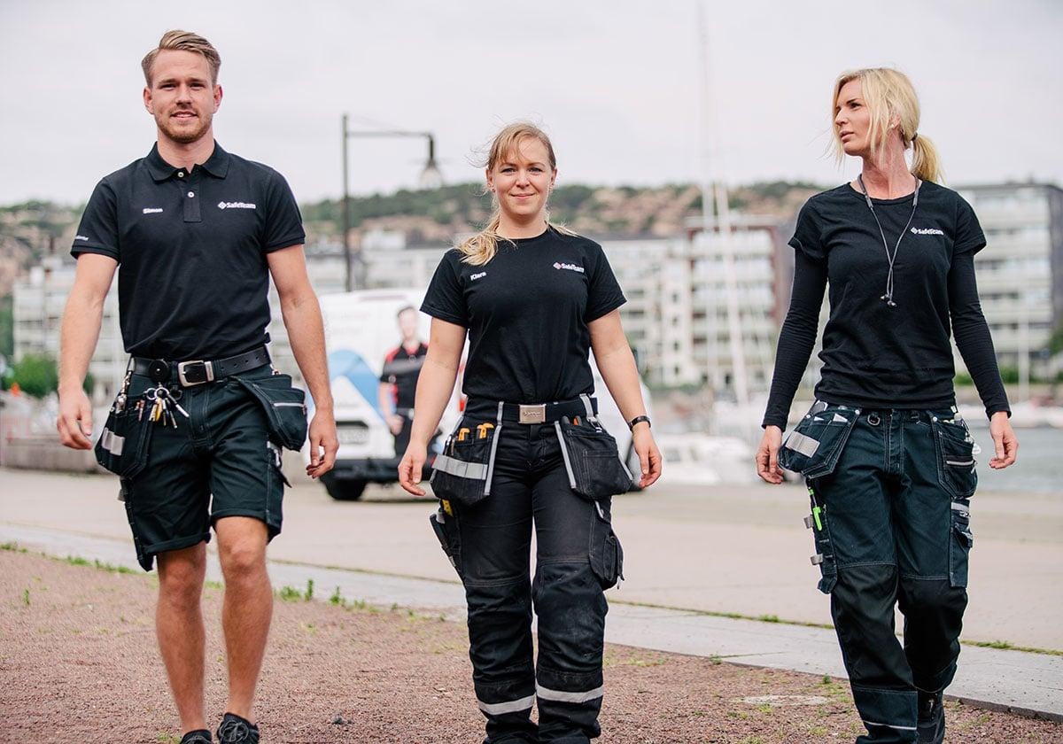 Säkerhetsföretag i Stockholm